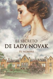 Diseño de portadas para dramas históricos o novelas románticas centrados en la campiña y con protagonistas femeninas.