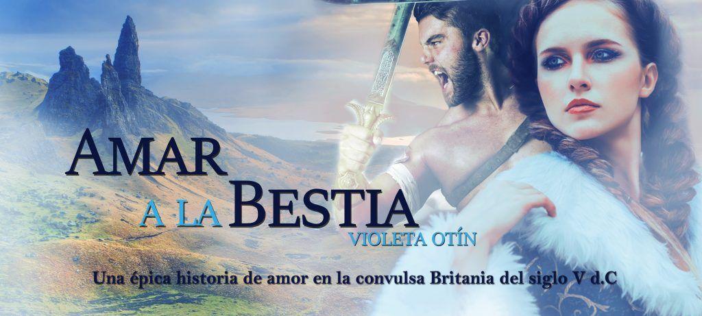 banner promocional para Amar a la Bestia