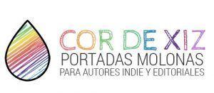 Logo de Cor de Xiz Design. Diseño de Portadas para libros