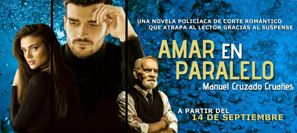 Banner promocional para Amar en Paralelo