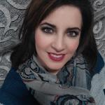 Laura Castro autora de Mi destino en tus manos