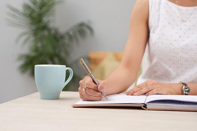 Consigue terminar tu libro en tiempo record