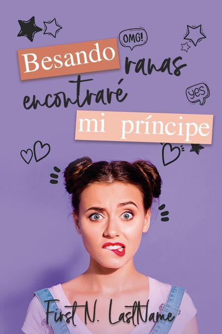 portada para autopublicadas chick lit novela romantica