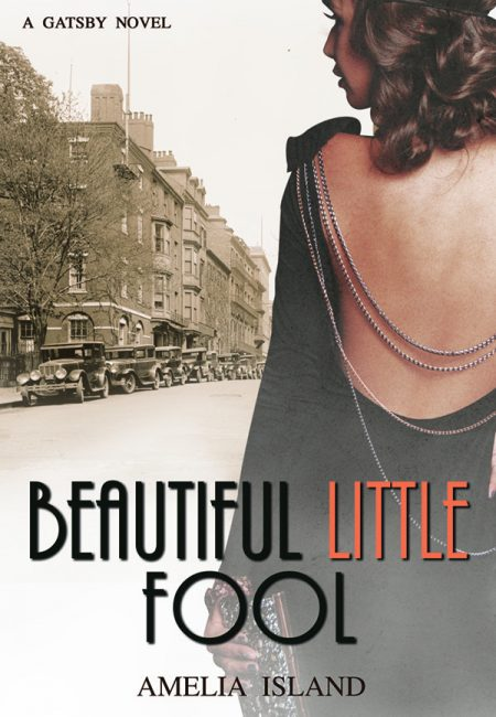 Beautiful little fool Portada de libro