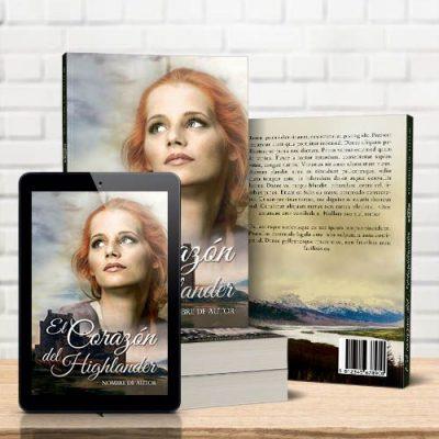 Tarifa para portada prediseñada para ebook y libro físico con contraportada con imagen